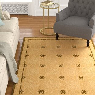 Compare Fullerton Creme Geometric Area Rug By Alcott Hill