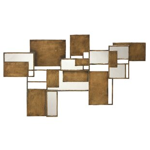 Brayden Studio Optic Wall Accent Mirror