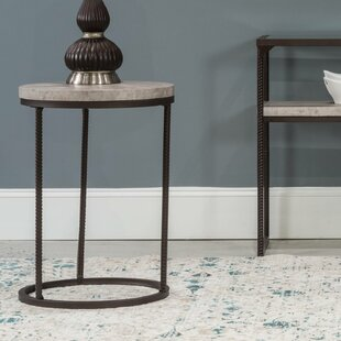 Inexpensive Taylorsville End Table by Fleur De Lis Living