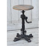 Gries Adjustable Height Bar Stool by Williston Forge