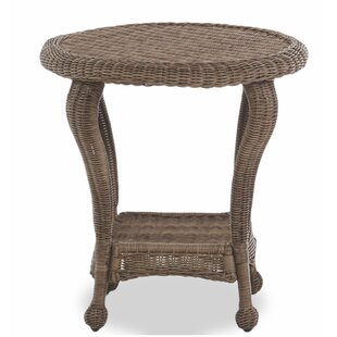 Brody Round End Table
