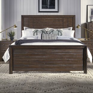 Van Reipen Platform Bed by Millwood Pines
