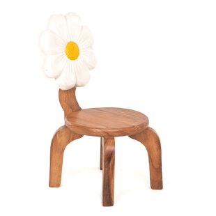 Flower Children's Novelty Chair By Just Kids