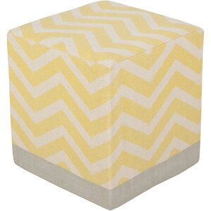 Julianne Pouf Ottoman by Zipcode Design