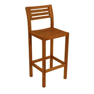 Wolfforth 108cm Bar Stool By Sol 72 Outdoor