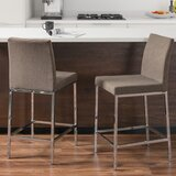 Onya Bar & Counter Stool (Set of 2) by Orren Ellis