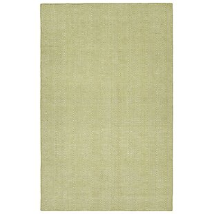 Affordable Buell Hand Woven Wasabi Indoor/Outdoor Area Rug By Ivy Bronx