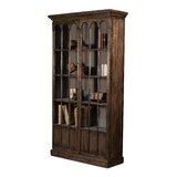 Refined Arches Tall Bookcase by Sarreid Ltd