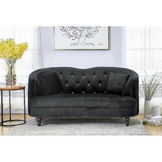 Areli Loveseat by Rosdorf Park SKU:AB437934 Price Compare