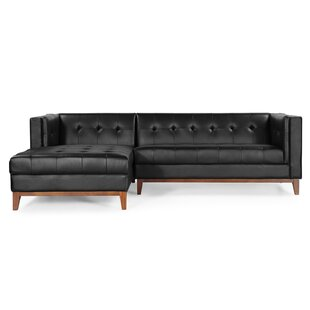 Harrison Leather Sectional