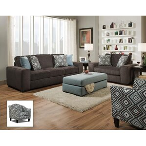 CaliforniaBay Living Room Collection by Latitude Run