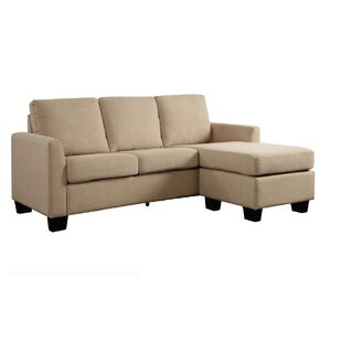 Carleton Reversible Sectional with Ottoman