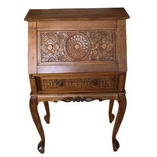 Arthurson Secretary Desk By Astoria Grand