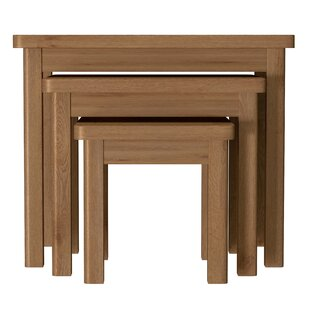 Apostolos 3 Piece Nest Of Tables By August Grove