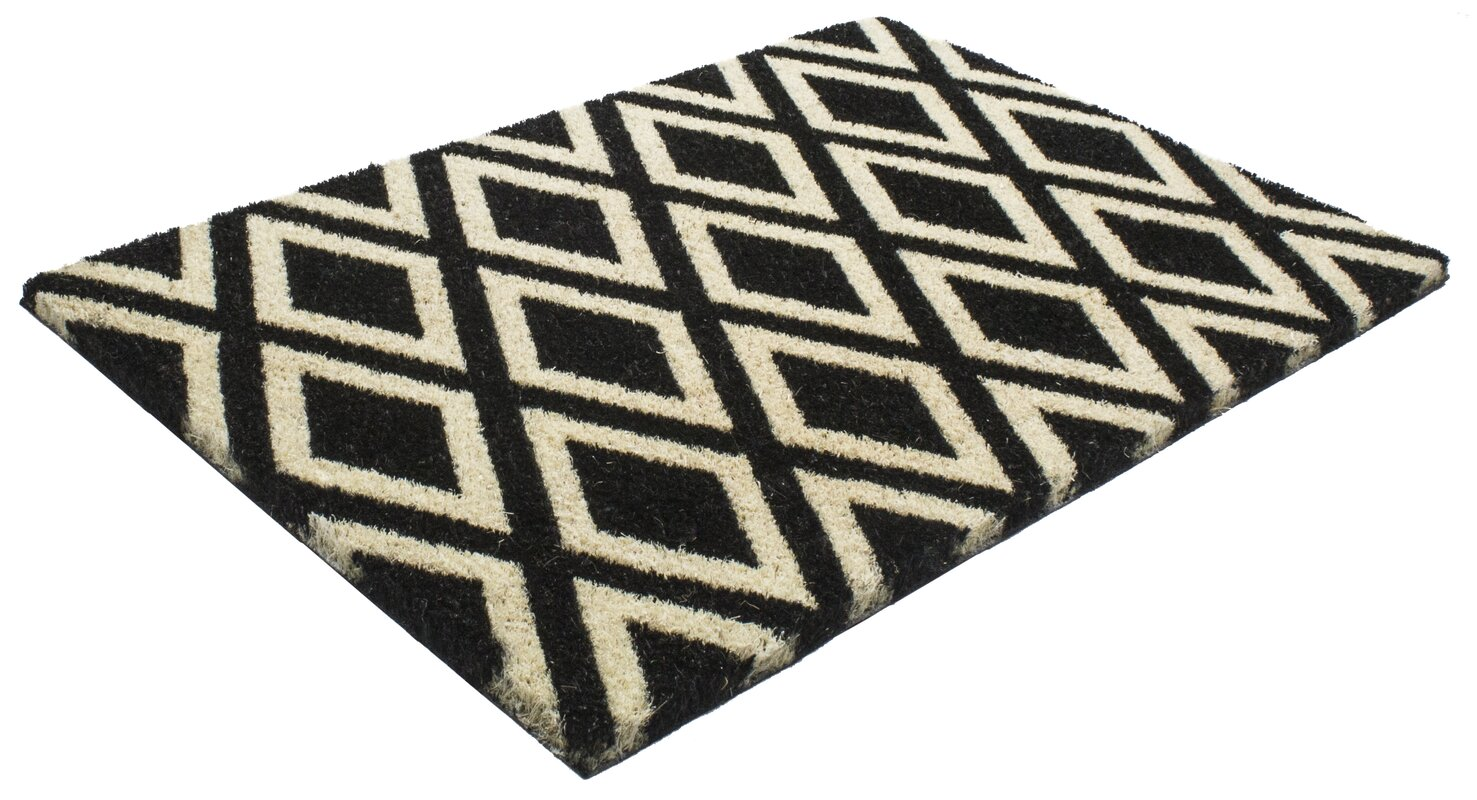 entryways fu matte sweet home rhombi bewertungen. Black Bedroom Furniture Sets. Home Design Ideas