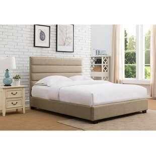 Savings Penwell Upholstered Platform Bed by Latitude Run Reviews (2019) & Buyer's Guide