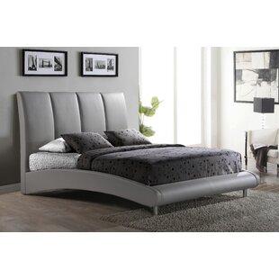 Beacon Upholstered Low Profile Platform Bed by Orren Ellis