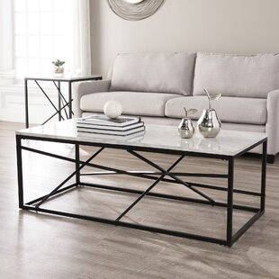 Arendal 2 Piece Coffee Table Set