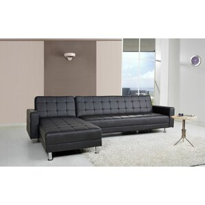 Sleeper Sectional by Kaleidoscope Furniture