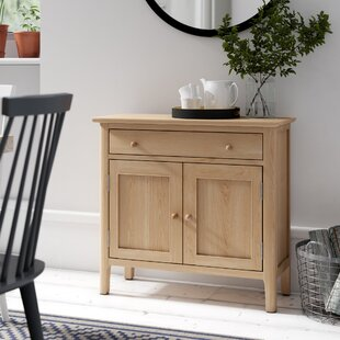 Zeppelin 2 Door Sideboard By Brambly Cottage