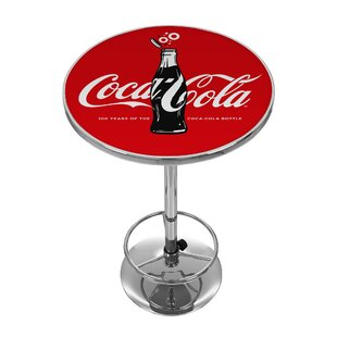 Coca-Cola 100th Anniversary Pub Table Trademark Global
