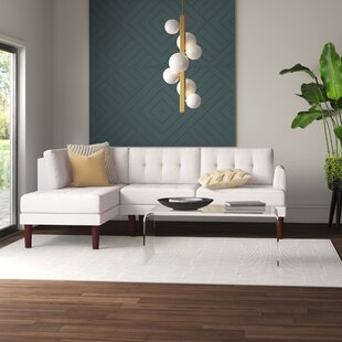 Longe Sectional by Mercury Row