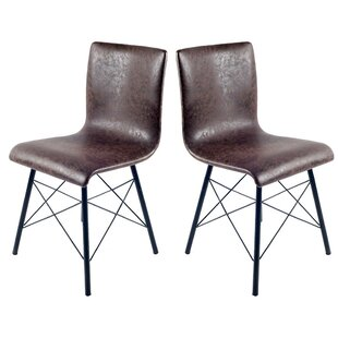 17 Stories Delit Side Chair (Set of 2)
