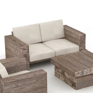 Corum 2 Seater Loveseat By Union Rustic