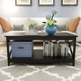Hauck Coffee Table with Storage by Longshore Tides