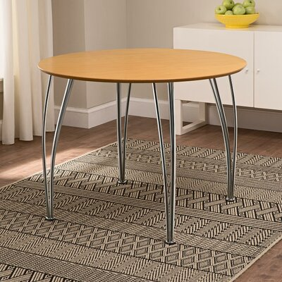 mercury row vallecillo dining table reviews wayfair