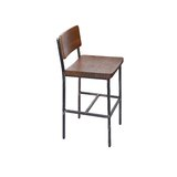 Memphis Solid Wood 26 Counter Stool by BFM Seating