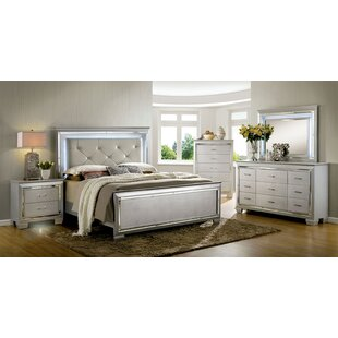 Rosdorf Park Bokan Lake Platform Configurable Bedroom Set