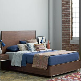 Beahm Storage Panel Bed