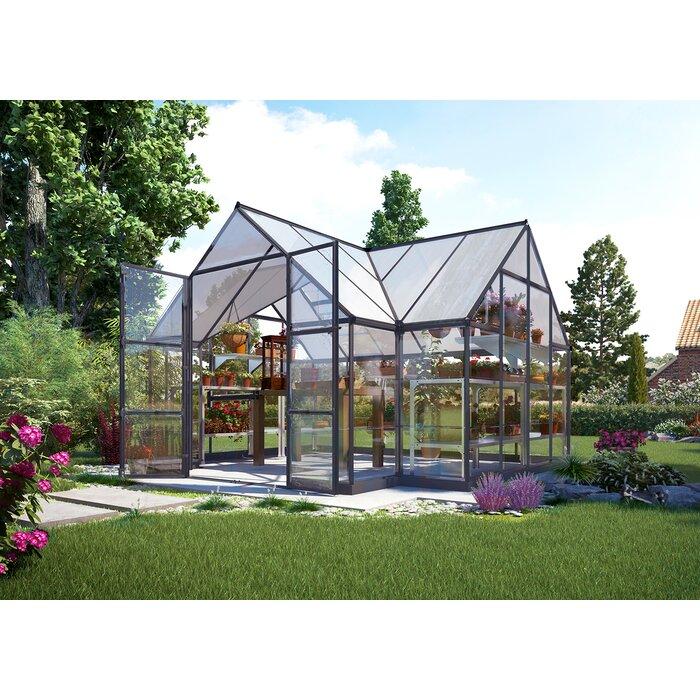 Palram Chalet Greenhouse   Item# 12008