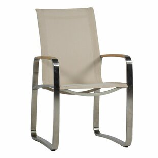 Delray Teak Patio Dining Chair