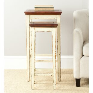 Swanigan 2 Piece Nesting Tables