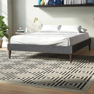 Ayers Upholstered Platform Bed by Trule Teen
