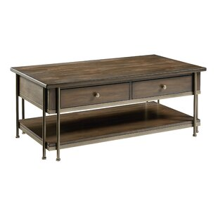 Nance Coffee Table with Storage
