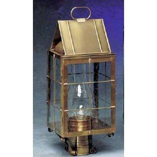 300 Series 1-Light Lantern Head by Brass Traditions