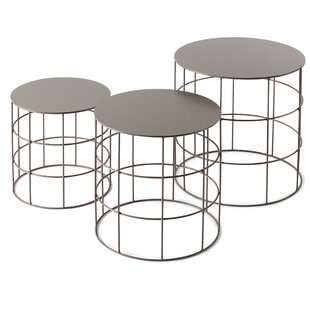 Reton 3 Piece Coffee Table Set ATIPICO Fresh