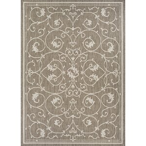 Miley Beige Indoor/Outdoor Area Rug
