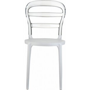 Nickell Stacking Patio Dining Chair (Set of 4)