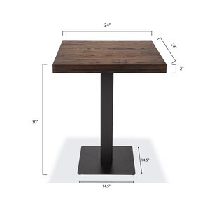 Siller Pub Table Ebern Designs