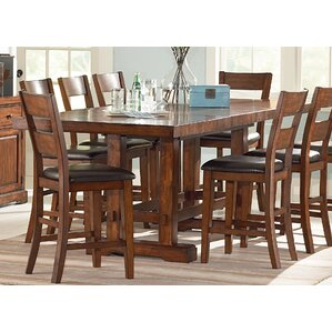 Counter Height Rustic Farmhouse Kitchen Dining Tables Youll
