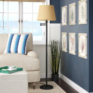 Inexpensive Aquila 60 Floor Lamp By Beachcrest Home