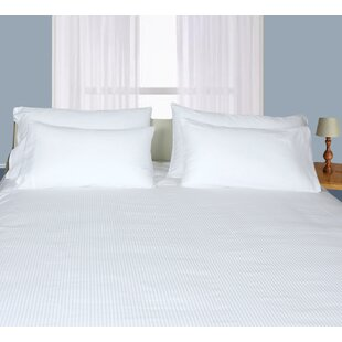 Terence 400 Thread Count Striped 100% Cotton Sateen Sheet Set
