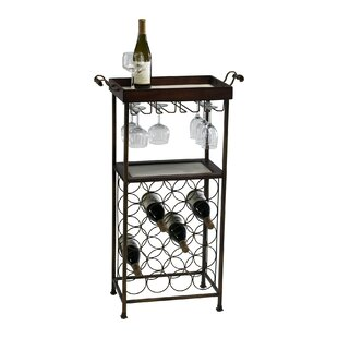 New York 20 Bottle Floor Wine Rack by Cya..