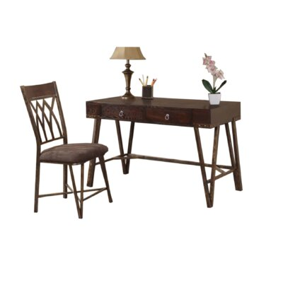 Dhruv Writing Desk and Chair Set by Darby Home Co