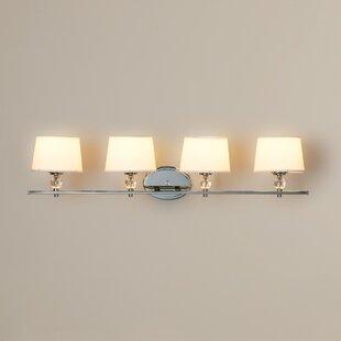 Where buy  Rojo 4-Light Vanity Light ByWilla Arlo Interiors