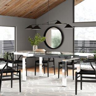 Modern Extendable Dining Tables Allmodern